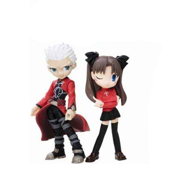 Archer y Rin